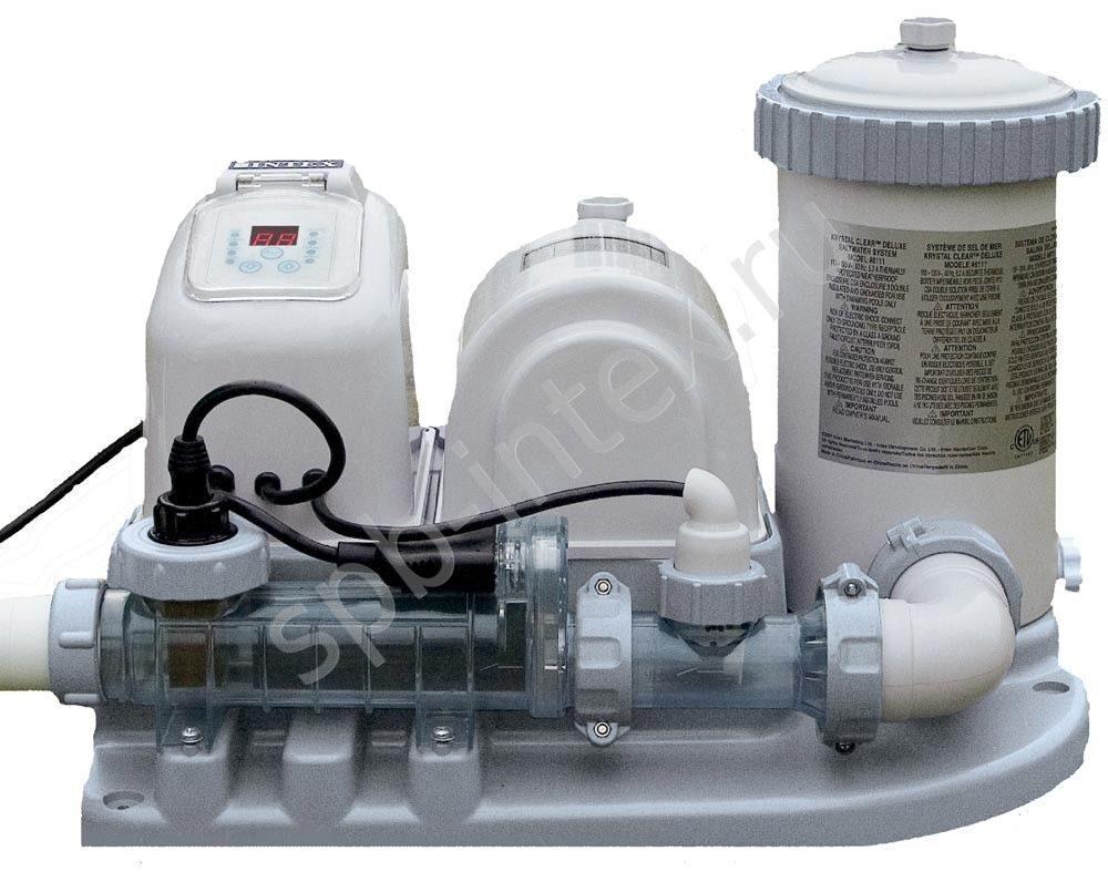 Хлоргенератор intex инструкция скачать